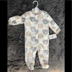 Baby gear onesie